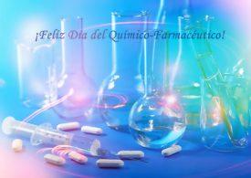¡Feliz Día del Químico Farmacéutico!