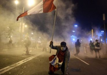 El Perú en su hora más dramática
