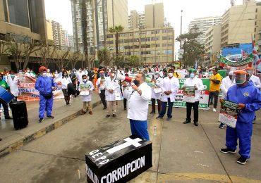 SINAMSSOP denunció a EsSalud ante Defensoría del Pueblo y OIT por atentar contra libertad de expresión y libertad sindical