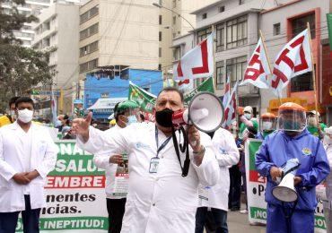Médicos de EsSalud piden mejorar hospitales ante nueva ola de casos Covid-19