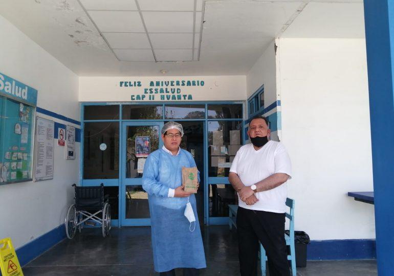 Secretario General y de Economía confirmaron situación caótica de Red Asistencial Ayacucho de EsSalud