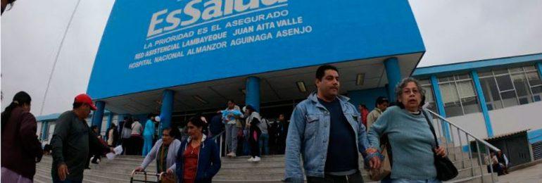 Denuncian presunto traslado irregular de tomógrafo de hospital de EsSalud de Lambayeque