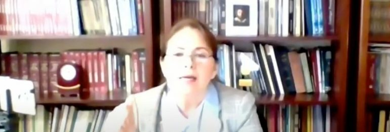 Representante del SINAMSSOP, Dra. Beatriz Mejía, expuso ante Tribunal Constitucional Ley 31039