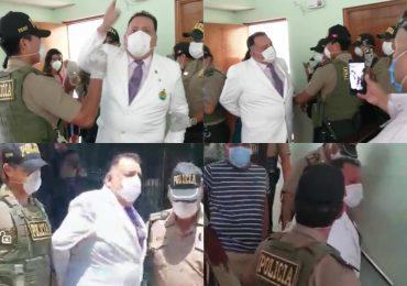 Presidenta de EsSalud Fiorella Molinelli inició intimidación y persecución contra Secretario General Teodoro Quiñones