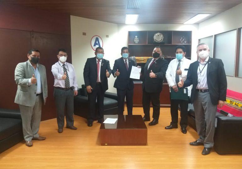 Comisión multipartidaria acompañará al SINAMSSOP a reunión con Presidente Sagasti y Presidenta del Congreso