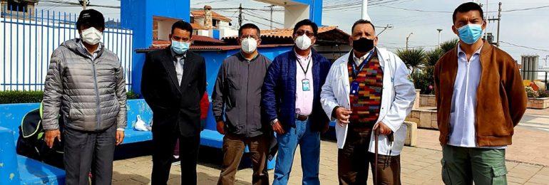 Secretario General visitará este jueves y viernes cuerpos médicos de hospitales de Red Asistencial Sabogal