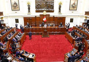 SINAMSSOP PARTICIPA DE SESIÓN PERMANENTE DEL CONGRESO CON PRESENCIA DE FIORELLA MOLINELLI