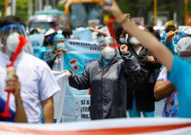 Médicos en Perú se declaran en huelga de hambre; piden más inversión en salud