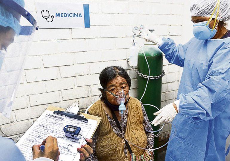 Centros de salud debilitados para la nueva variante y la segunda ola