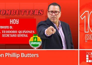 Combutters entrevista hoy al Dr. Teodoro Quiñones