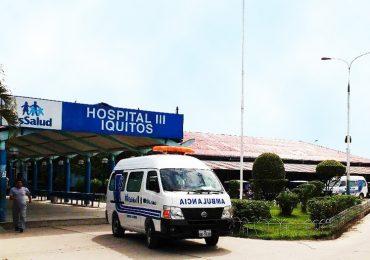 URGENTE. Plantón de protesta realizarán mañana médicos y trabajadores de Hospital III de Iquitos exigiendo oxígeno y salida de Fiorella Molinelli de EsSalud