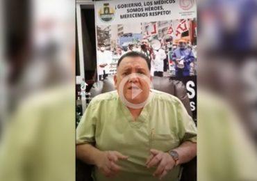 Teodoro Quiñones: La salud no es una mercancía, la salud es un derecho