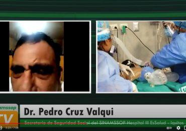 Desesperación en Iquitos, pacientes se mueren por falta de oxígeno en Hospital de EsSalud