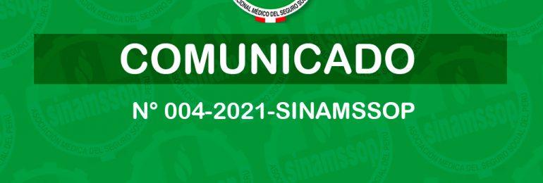Rechazamos suspensión de dirigentes médicos de Huancayo que viola derecho a la libertad sindical