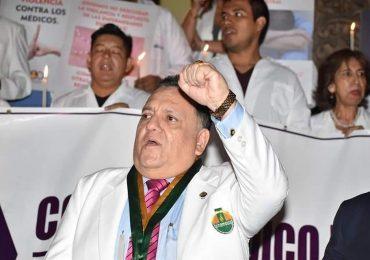 Mensaje del Secretario General del SINAMSSOP Dr. Teodoro Quiñones Sánchez