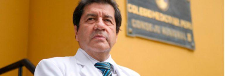 Secretario general pidió a decano Miguel Palacios que defina posición del CMP sobre cuestionamiento a vacuna Sinopharm