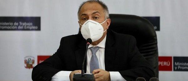Anuncian interpelación y censura a ministro de Trabajo si no separa a Fiorella Molinelli