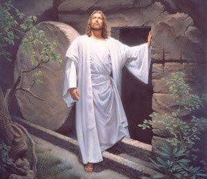 Cristo ha resucitado. Venció a la muerte y el mal