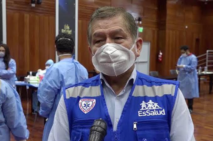 Secretario general expresó su solidaridad con gerente Jorge Perlacios e hizo votos por su pronta recuperación