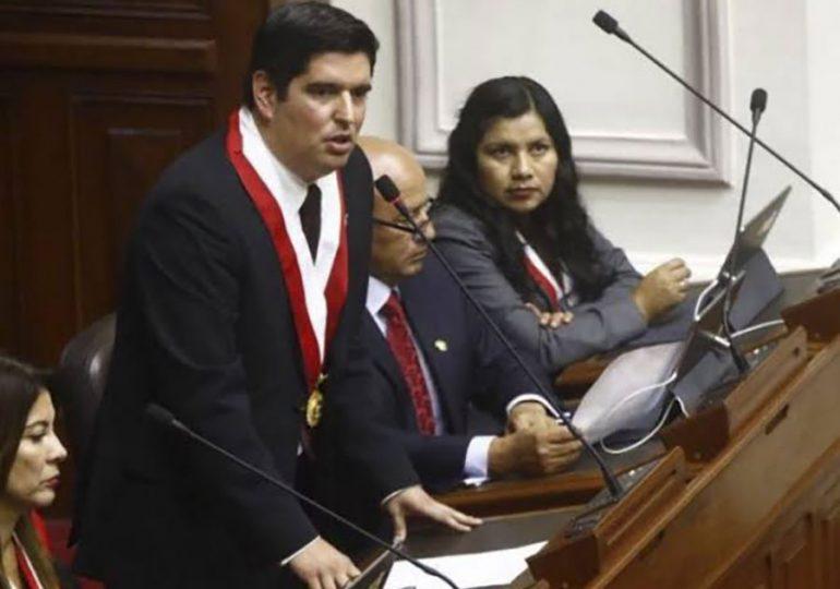 Vicepresidente Roel Alva solicitó a presidenta del Congreso tramite su adhesión a conformación de Comisión Investigadora en EsSalud por indicios de corrupción
