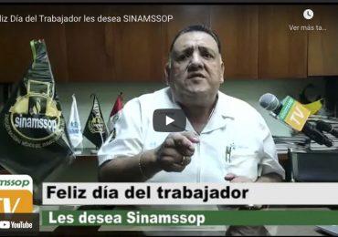 """Secretario general reflexiona sobre """"Día del trabajador"""" y muerte de médicos vacunados con SINOPHARM"""