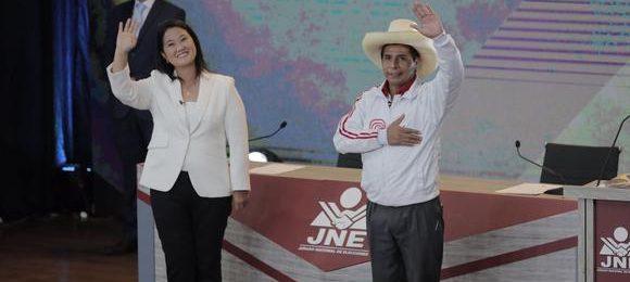 Debate Presidencial 2021: Así fue la polémica entre Pedro Castillo y Keiko Fujimori en Arequipa