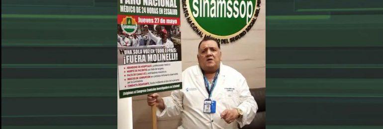 Secretario general presidirá mañana plantón de protesta en Arequipa