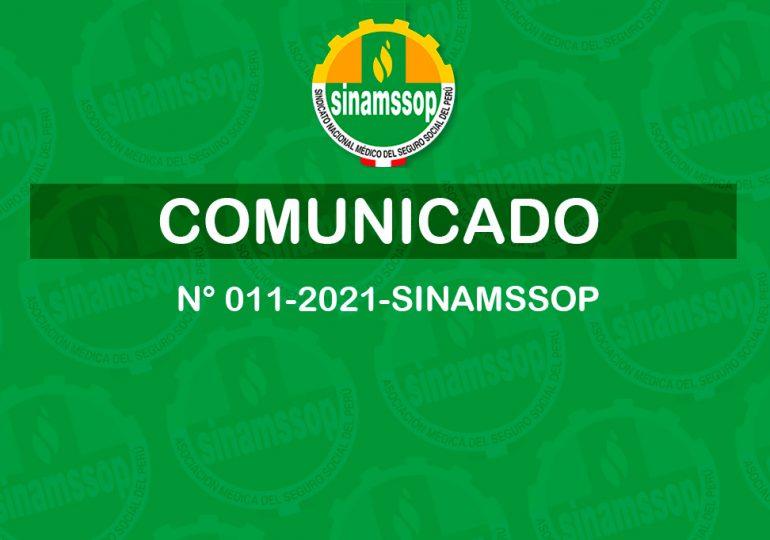 Denunciamos copamiento irregular de plazas 728 por disposición de Presidenta Ejecutiva de EsSalud