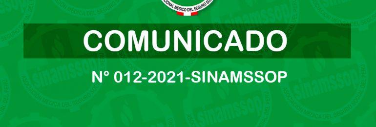 Sinamssop reafirma plataforma de lucha en defensa de los derechos laborales y la vigencia de la Seguridad Social