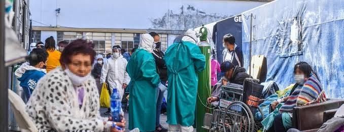 SOS en Arequipa: pandemia arrasa con 800 contagiados y 40 muertes diarias en EsSalud y Minsa por incapacidad de gestión