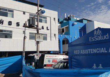 Médicos de Arequipa solicitan intervención de Comisión Investigadora del Congreso por obras abandonadas de Hospital Edmundo Escomel
