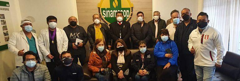 Gobierno atenta contra el derecho fundamental de los cirujano dentistas de elegir y ser elegidos