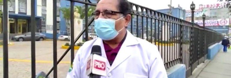 Santiago Vinces: quieren manchar el prestigio ético de los médicos tratando de involucrarlos con la mafia