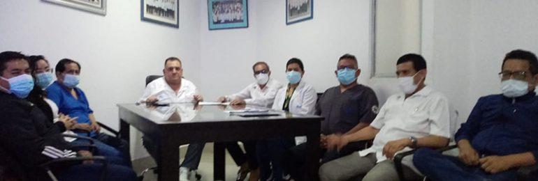 Secretario general convocó a médicos CAS a próxima Asamblea Nacional para aprobar acciones de lucha por su incorporación a Régimen 728