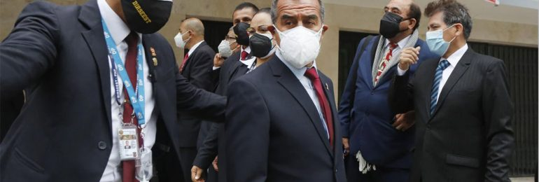 Iber Maraví no va más como ministro de Trabajo: Guido Bellido le pidió su renuncia