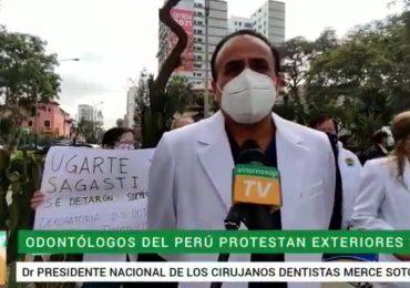 Cirujanos dentistas exigen derogatoria de DS 014  que conculca derecho de libre elección en Colegio Odontológico
