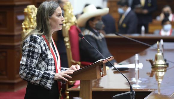 """María del Carmen Alva: """"Sin libertad de expresión y de prensa no hay democracia"""""""