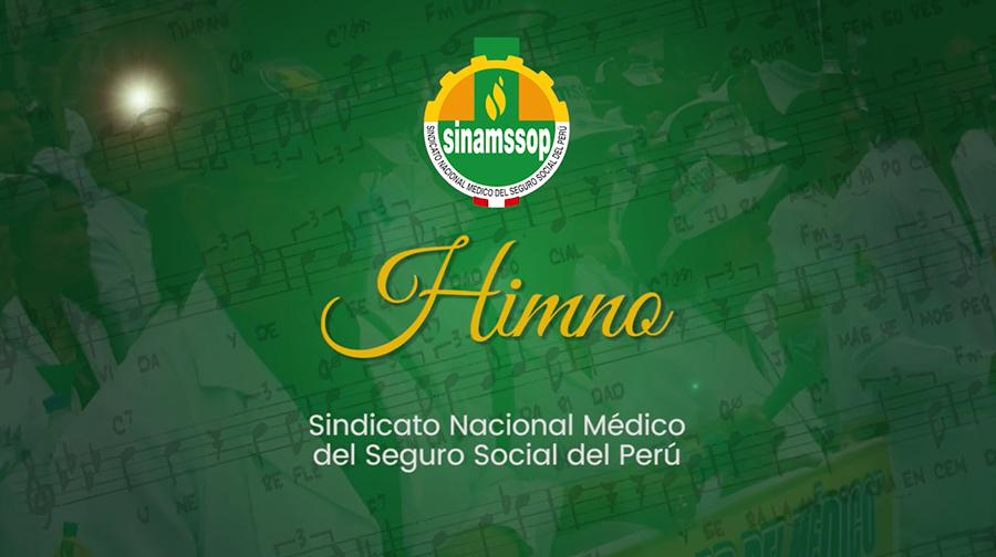 """Secretario general Teodoro Quiñones presentó a la Asamblea Nacional de Delegados el """"Himno del SINAMSSOP"""""""