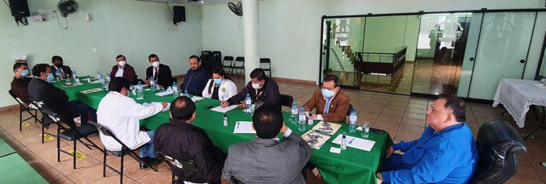 Mañana se realiza Asamblea Nacional Ordinaria presencial de delegados en el Centro de Esparcimiento de Lurín