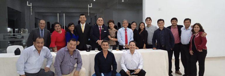 """Secretario General participó de celebraciones por """"Día de la Medicina Peruana"""" en La Libertad, Lambayeque y hoy en Cusco"""