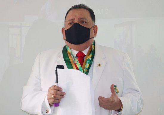Secretario general expresó a presidente ejecutivo de EsSalud extrañeza y preocupación por demora del cambio de funcionarios